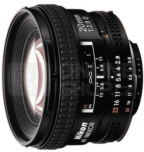Objektiv Nikon 20MM F2.8 AF D A
