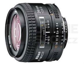 Objektiv Nikon 24MM F2.8 AF D A