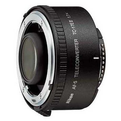 Telekonvertor Nikon TC-17E II AF-S 1.7x - Nikon TC-17E IIAF-S 1.7x (foto 2)
