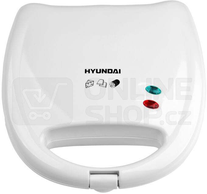 Sendvičovač 3 v 1 Hyundai SM 627