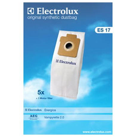 Filtr Electrolux ES17 do vysav. ZS 201 (5+1ks) - Electrolux ES17 do vysav. ZS 201 (foto 1)