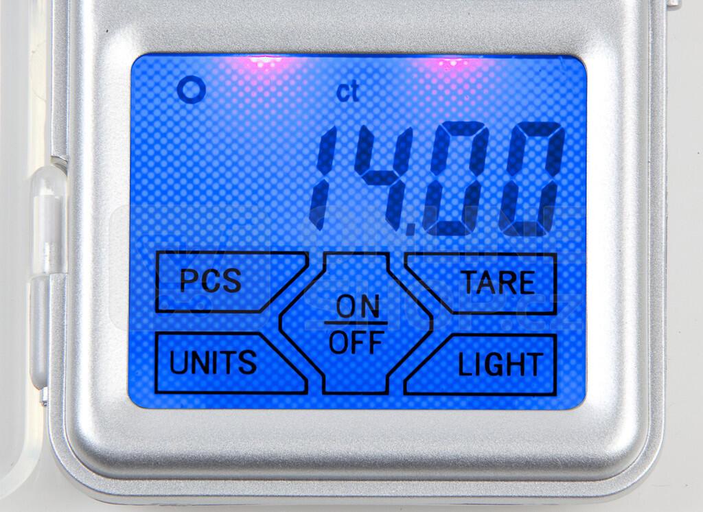 Laboratorní, zlatnická váha - DOMO DO9096W