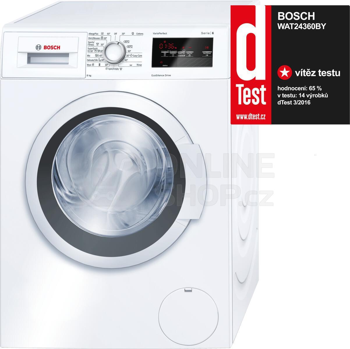 Recenze bosch wat24360by su i ka bosch wtw85460by set for Bosch online shop