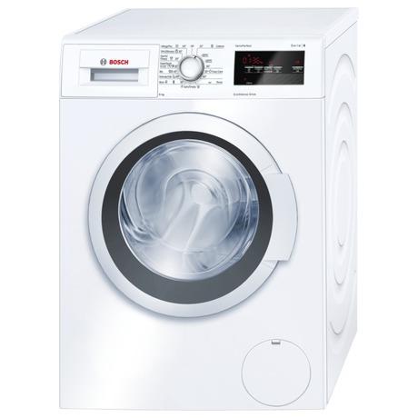 Pračka Bosch WAT24360BY - Bosch WAT24360BY + Sušička Bosch WTW87467CS (foto 2)
