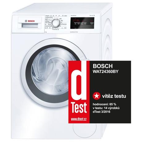 Bosch WAT24360BY + Sušička Bosch WTW87467CS (foto 13)