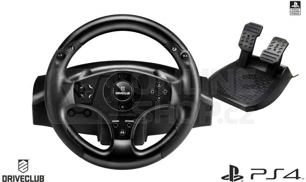 volant thrustmaster t80 pro ps4 ps3 ped ly. Black Bedroom Furniture Sets. Home Design Ideas