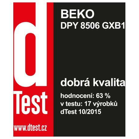BEKO DPY 8506 GXB1 kondenzační (foto 3)