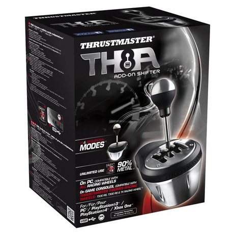 Řadící páka Thrustmaster TH8A pro PC, PS3, PS4, Xbox One, One X, One S