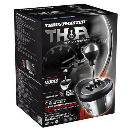 Řadící páka Thrustmaster TH8A pro PC, PS3, PS4, Xbox One - Thrustmaster TH8A pro PC, PS3, PS4, Xbox One, One X,One S (foto 4)