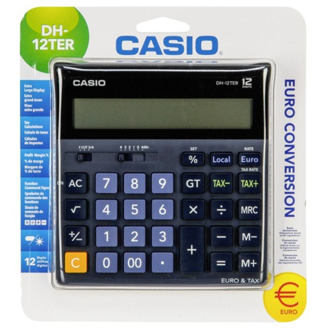 Kalkulačka Casio DH 12 TER