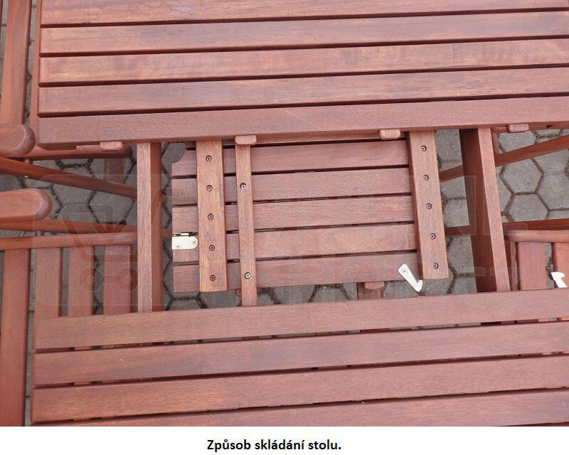 Nábytek VeGA MERANTI ISTANBUL SET 6