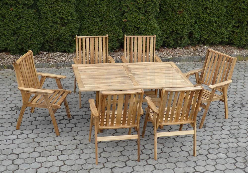 Zahradní nábytek V-Garden NEVADA SET 6