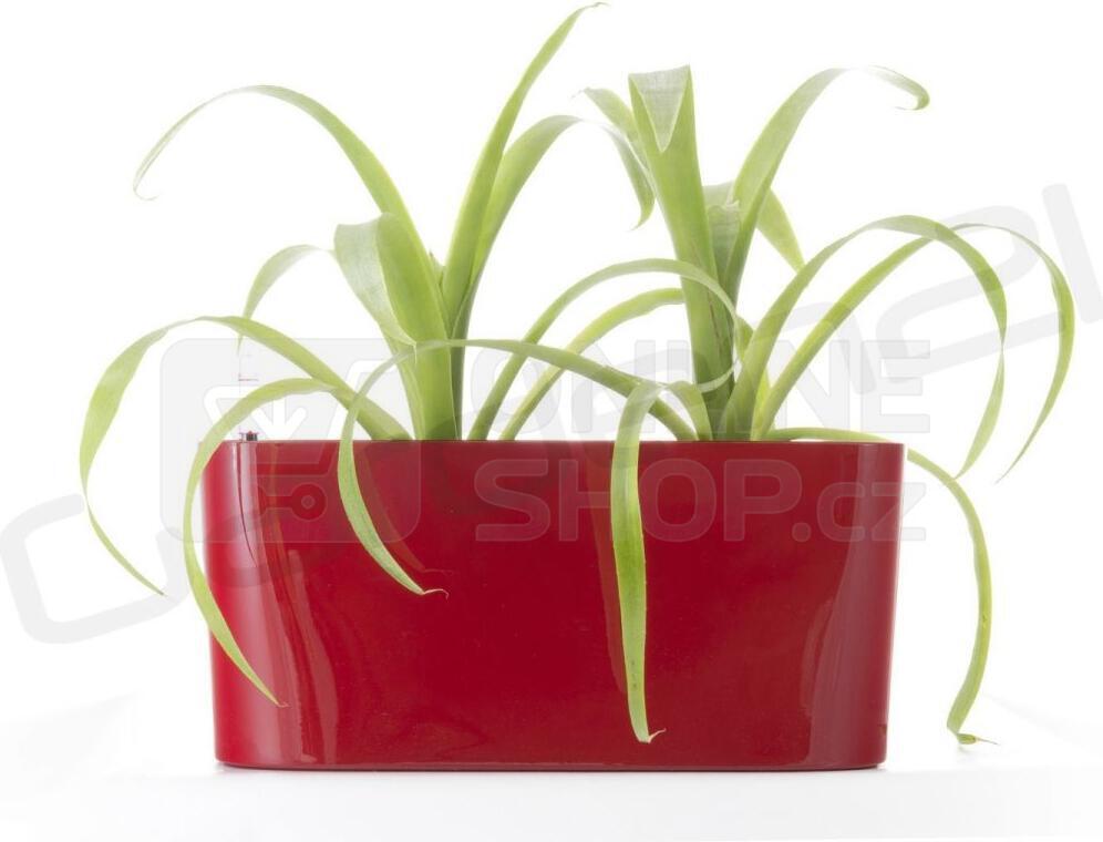 Samozavlažovací květináč G21 Combi mini červený 40 cm