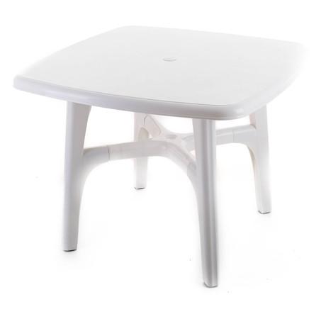 Plastový stůl G21 93 x 93 x 72 cm