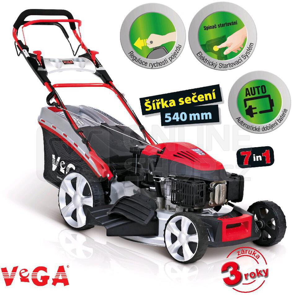 Benzínová sekačka VeGA 545 SXHE 7in1