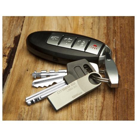 Flash USB Kingston DataTraveler SE9 G2 64GB USB 3.0 - kovový - Kingston DataTraveler SE9 G2 64GB DTSE9G2/64GB (foto 6)