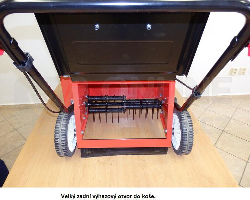 Benzínový provzdušňovač Weibang WB 384 RC