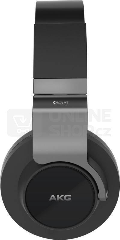 Sluchátka AKG K845BT - černá