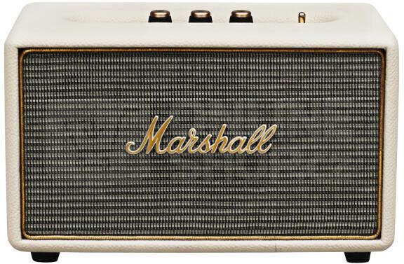 Přenosný reproduktor Marshall Acton Bluetooth, krémový