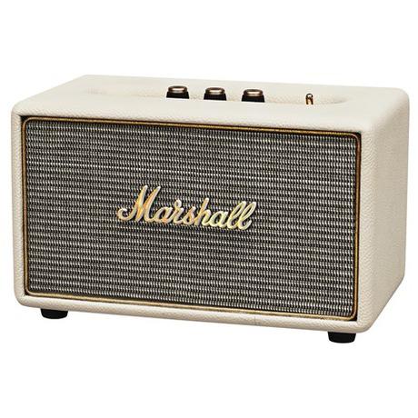 Přenosný reproduktor Marshall Bluetooth Acton, krémový - Marshall Acton Bluetooth, krémový (foto 2)