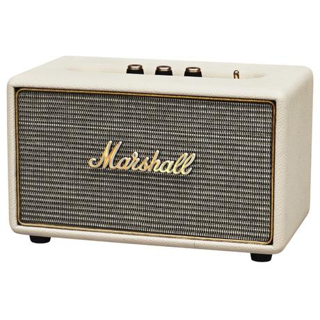 Přenosný reproduktor Marshall Bluetooth Acton, krémový - Marshall Acton Bluetooth, krémový (foto 3)