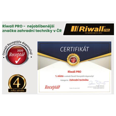 Pila řetězová Riwall RPCS 5545, benzínová