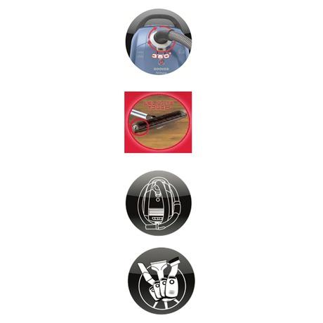 Vysavač Hoover AT70_AT20011 Athos - Hoover AT70_AT20011 Athos (foto 2)