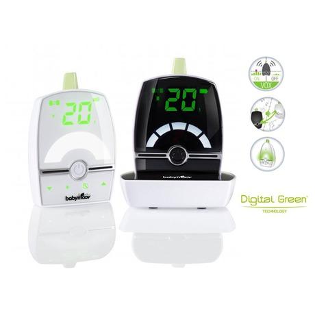 Dětská elektronická chůva Babymoov Premium Care Digital Green 2015 - Babymoov Premium Care Digital Green 2015 (foto 1)