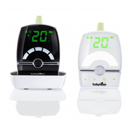 Dětská elektronická chůva Babymoov Premium Care Digital Green 2015 - Babymoov Premium Care Digital Green 2015 (foto 5)