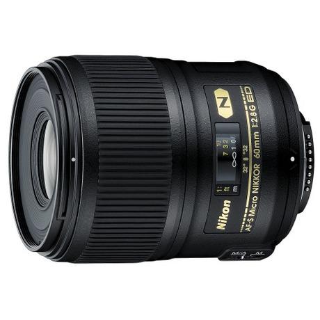Objektiv Nikon 60MM F2.8G ED AF-S MICRO - Nikon 60 mm F2.8G ED AF-S MICRO (foto 1)
