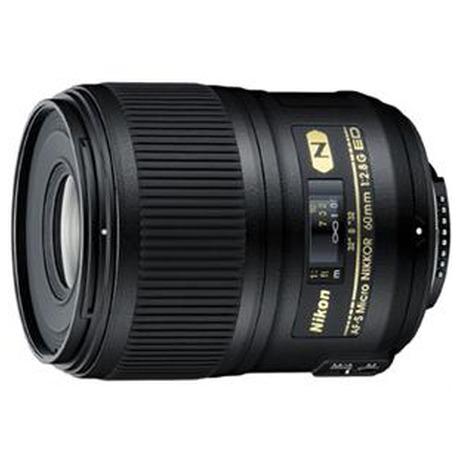 Objektiv Nikon 60 mm F2.8G ED AF-S MICRO