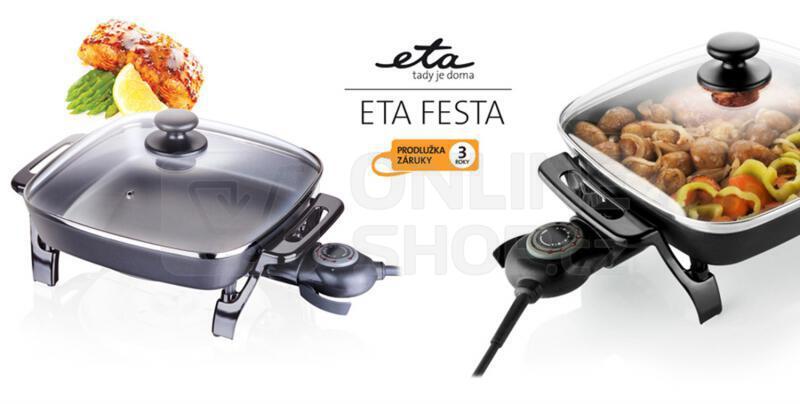 Pánev víceúčelová ETA Festa 0161 90000