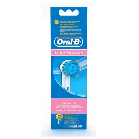 Náhradní kartáček Oral-B EBS 17-2 Sensitive - Oral-B EBS 17-2 Sensitive (foto 2)