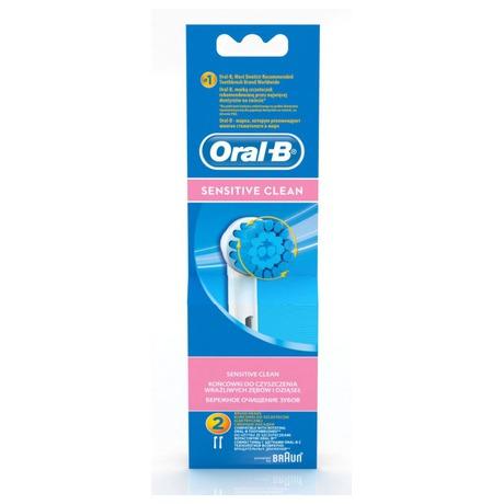 Náhradní kartáček Oral-B EBS 17-2 Sensitive - Oral-B EBS 17-2 Sensitive (foto 3)
