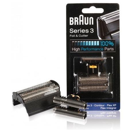 Braun FlexIntegral - 31S stříbrný (foto 1)