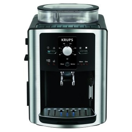 Espresso Krups EA8010PE Espresseria Auto Silver