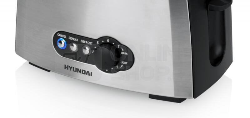 Topinkovač Hyundai TO 307 SS