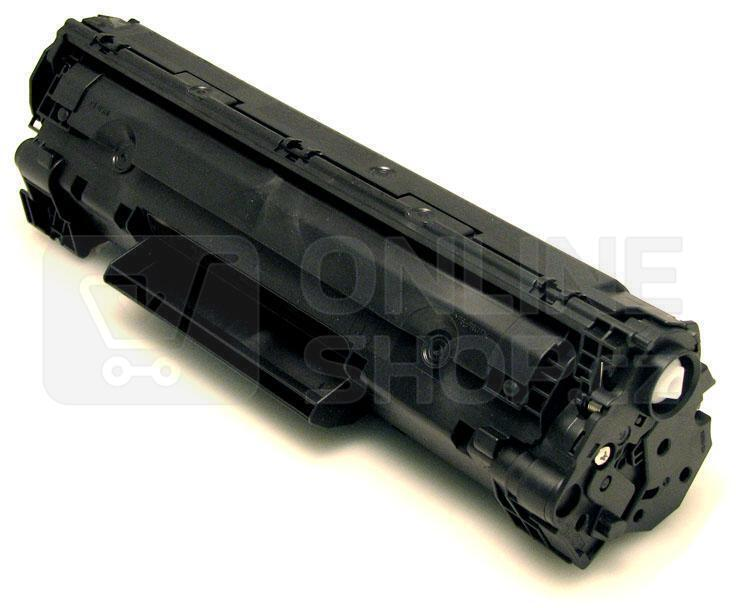 Toner HP CB435A, 1500 stran, originální - černý