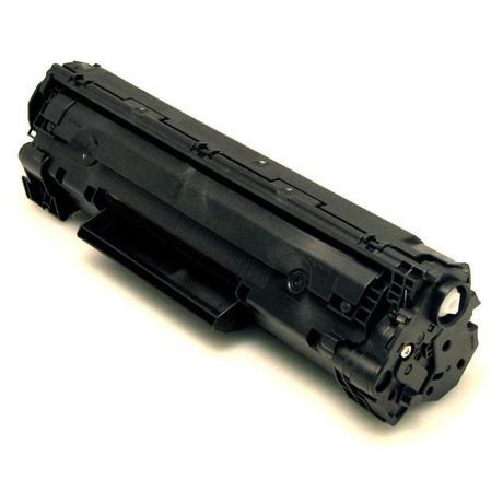Toner HP CB435A, 1,5K stran originální - černý - HP 35A, 1500 stran originální -černý (foto 1)