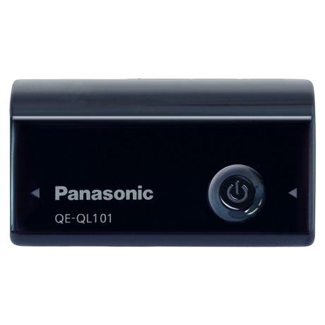 Power Bank Panasonic QE-QL101, 2700 mAh, 1A - černá - Panasonic QE-QL101 2700mAh - černá (foto 2)