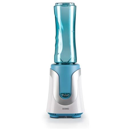 Smoothie mixér - modrý - DOMO DO481BL