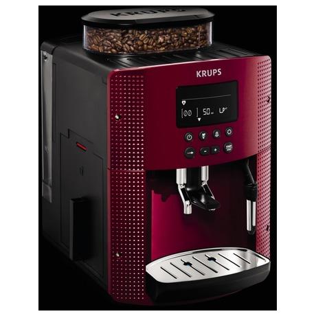 Espresso Krups EA815570 Espresseria auto Pisa Red - Krups EA815570 Espresseria auto Pisa Red (foto 1)