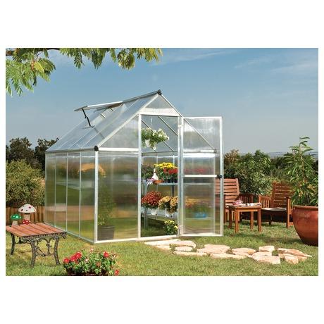 Polykarbonátový skleník Palram multiline 6x8