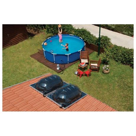 Solární ohřev bazénů Palram Solar AquaDome Grand - Palram Solar AquaDome Grand (foto 2)