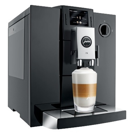 Espresso JURA IMPRESSA F9 - P.E.P