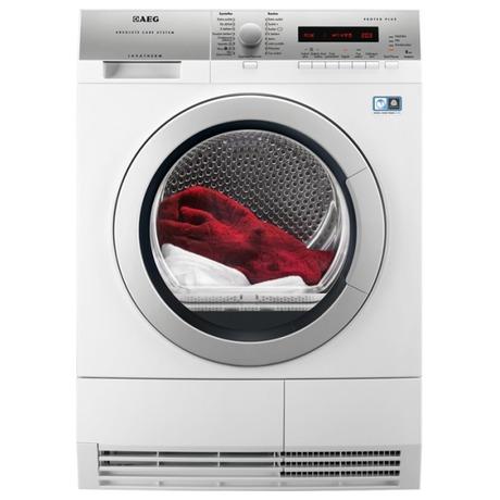 Sušička prádla AEG LAVATHERM T76788IHCS - AEG LAVATHERM T76788IHCS (foto 2)