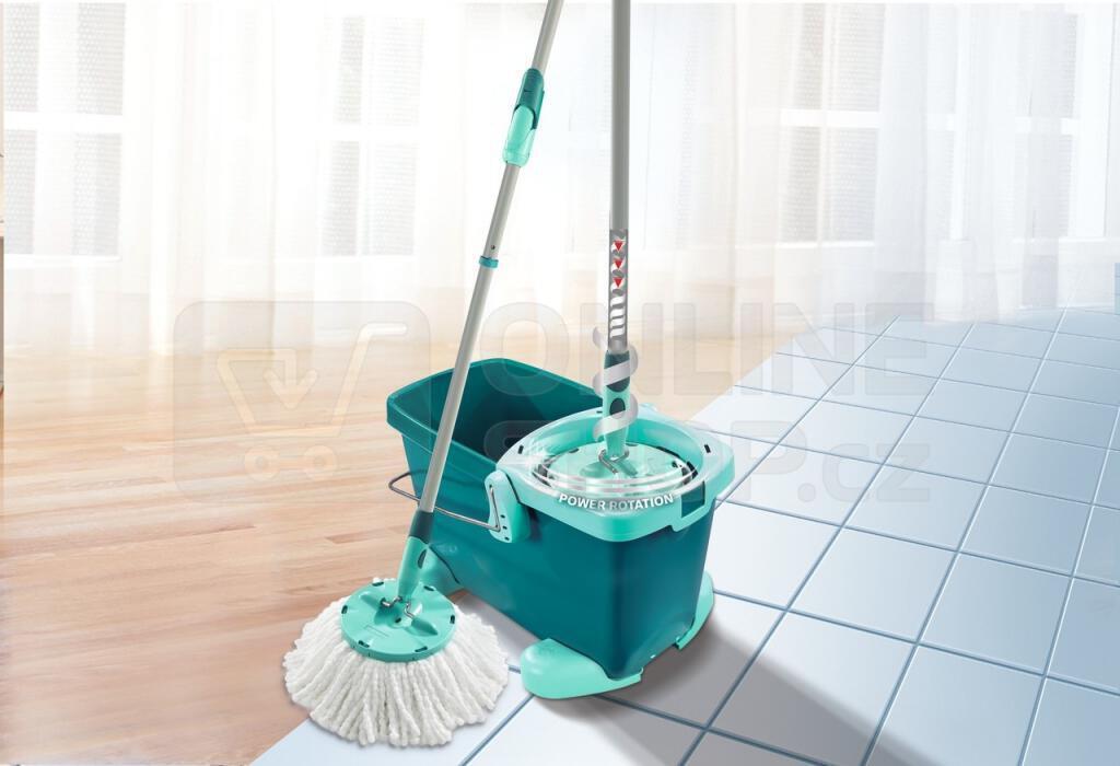 mop sada leifheit clean twist. Black Bedroom Furniture Sets. Home Design Ideas