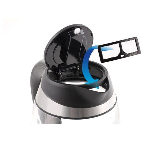 Concept RK4060 Rychlovarná konvice skleněná 1,8 l s nastavením teplot (foto 3)