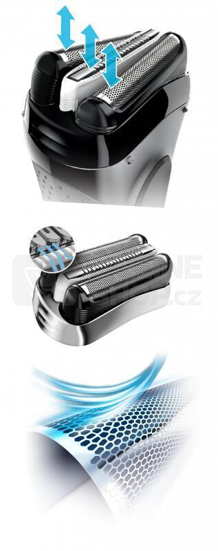 Holicí strojek Braun Series 3 3030s