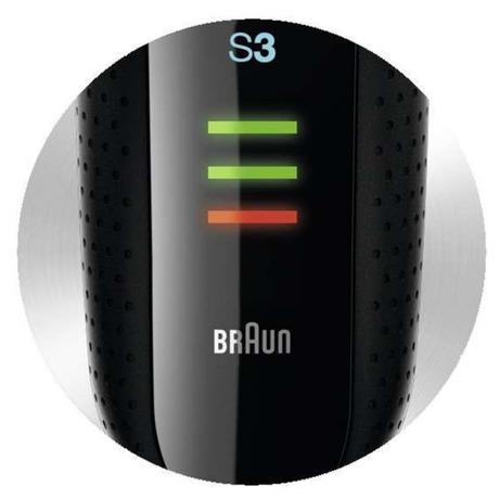 Holicí strojek Braun Series 3-3045s Wet&Dry